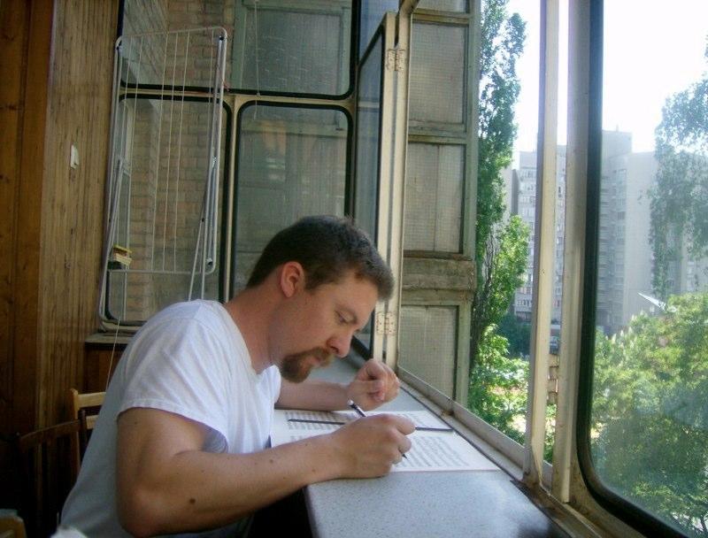 Score study in Kiev